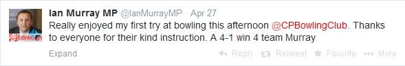 bowls tweet